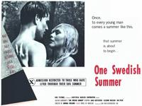 One Swedish Summer - 11 x 14 Movie Poster - Style A
