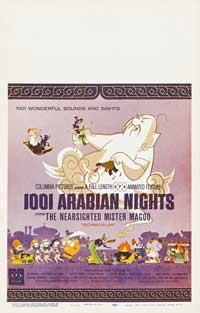 One Thousand and One Arabian Nights - 11 x 17 Movie Poster - Style A