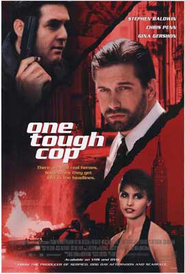 One Tough Cop - 11 x 17 Movie Poster - Style A
