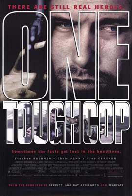 One Tough Cop - 11 x 17 Movie Poster - Style B