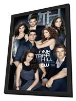One Tree Hill (TV) - 11 x 17 TV Poster - Style B - in Deluxe Wood Frame