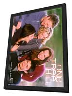 One Tree Hill (TV) - 11 x 17 TV Poster - Style E - in Deluxe Wood Frame