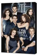 One Tree Hill (TV) - 11 x 17 TV Poster - Style B - Museum Wrapped Canvas