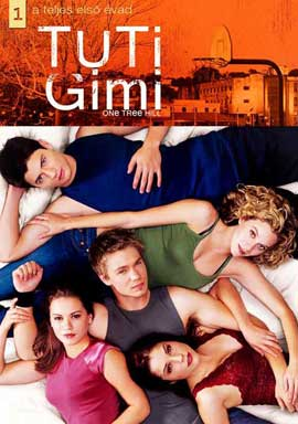 One Tree Hill (TV) - 27 x 40 TV Poster - Hungarian Style A