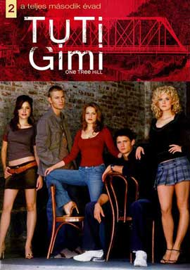 One Tree Hill (TV) - 27 x 40 TV Poster - Hungarian Style B