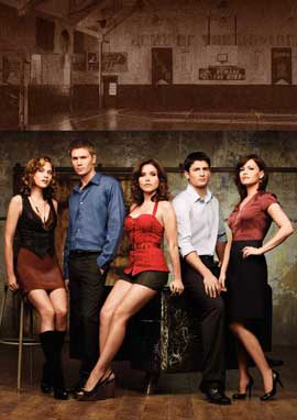 One Tree Hill (TV) - 11 x 17 TV Poster - Style D