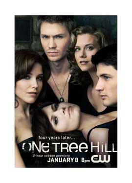 One Tree Hill (TV) - 27 x 40 TV Poster - Style B