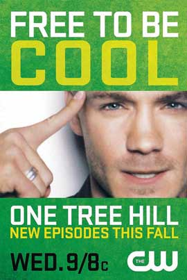 One Tree Hill (TV) - 11 x 17 TV Poster - Style F