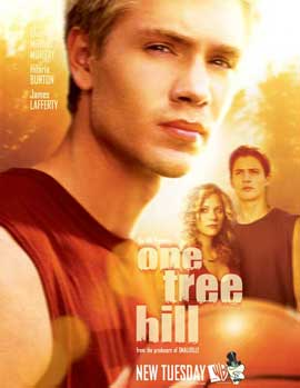 One Tree Hill (TV) - 11 x 17 TV Poster - Style G