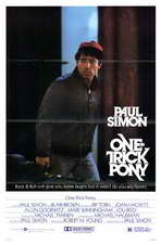 One Trick Pony - 27 x 40 Movie Poster - Style A