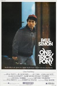 One Trick Pony - 43 x 62 Movie Poster - Bus Shelter Style A
