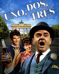 One, Two, Three - 11 x 17 Movie Poster - Spanish Style A