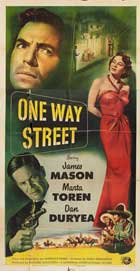 One Way Street - 11 x 17 Movie Poster - Style A