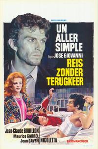 One Way Ticket - 27 x 40 Movie Poster - Belgian Style A