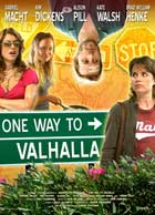 One Way to Valhalla - 11 x 17 Movie Poster - Style A