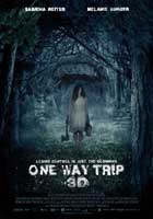One Way Trip 3D - 11 x 17 Movie Poster - Style A