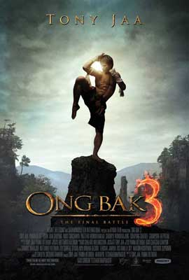 Ong Bak 3 - 11 x 17 Movie Poster - Style C