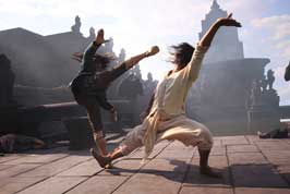 Ong Bak 3 - 8 x 10 Color Photo #2