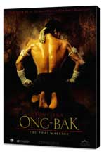 Ong-bak - 27 x 40 Movie Poster - Style B - Museum Wrapped Canvas