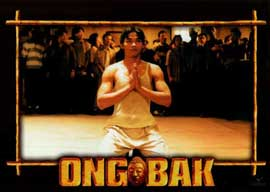 Ong-bak - 11 x 14 Poster French Style K