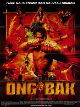 Ong-bak - 11 x 17 Movie Poster - French Style A