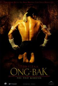 Ong-bak - 27 x 40 Movie Poster - Style B