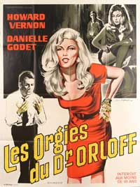 Only a Coffin - 11 x 17 Movie Poster - French Style A