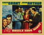 Only Angels Have Wings - 11 x 14 Movie Poster - Style A