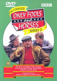 Only Fools and Horses (TV) - 11 x 17 TV Poster - UK Style D