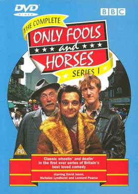 Only Fools and Horses (TV) - 11 x 17 TV Poster - UK Style E