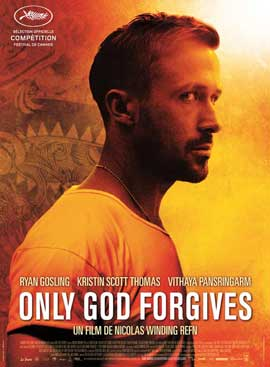 Only God Forgives - 11 x 17 Movie Poster - French Style A