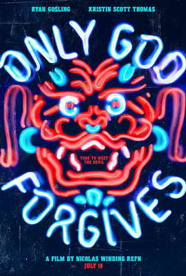 Only God Forgives - 27 x 40 Movie Poster