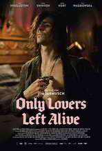 Only Lovers Left Alive - 27 x 40 Movie Poster - German Style C