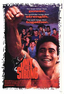 Only the Strong - 27 x 40 Movie Poster - Style A