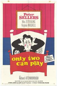 Only Two Can Play - 11 x 17 Movie Poster - Style A