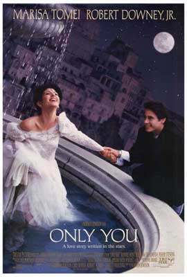 Only You - 27 x 40 Movie Poster - Style A