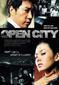 Open City - 11 x 17 Movie Poster - Style A