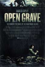 """Open Grave"" Movie Poster"