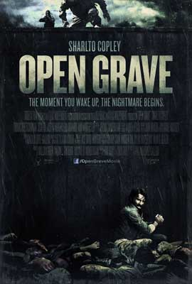 Open Grave - 27 x 40 Movie Poster - Style A