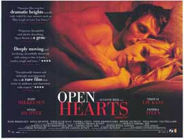 Open Hearts - 27 x 40 Movie Poster - Foreign - Style A