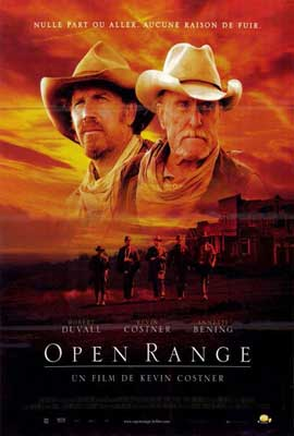 Open Range - 27 x 40 Movie Poster