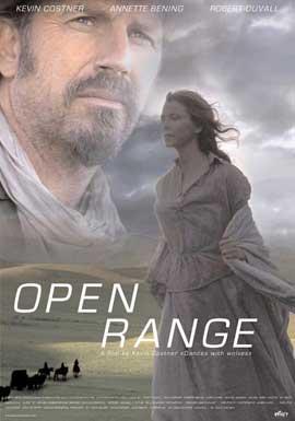 Open Range - 27 x 40 Movie Poster - UK Style B