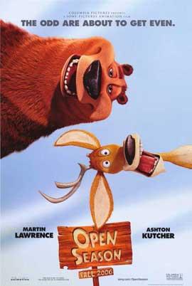 Open Season - 11 x 17 Movie Poster - Style A
