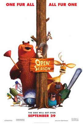 Open Season - 27 x 40 Movie Poster - Style A