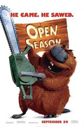Open Season - 11 x 17 Movie Poster - Style C