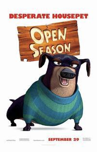 Open Season - 11 x 17 Movie Poster - Style D