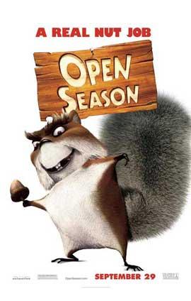 Open Season - 11 x 17 Movie Poster - Style H