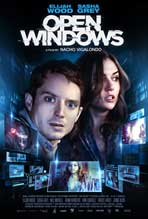 """Open Windows"" Movie Poster"