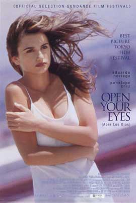 Open Your Eyes (Abre los ojos) - 11 x 17 Movie Poster - Style A