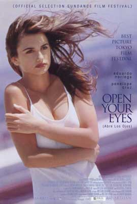 Open Your Eyes (Abre los ojos) - 27 x 40 Movie Poster - Style A